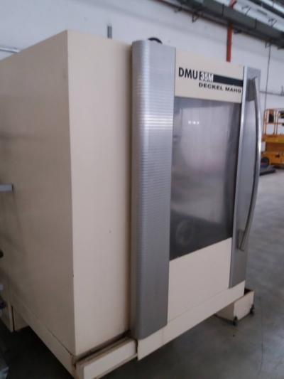 Фрезерный станок с ЧПУ DMG DMU 35