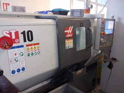 Токарный станок с ЧПУHAAS ST-10