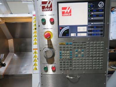 Токарный станок с ЧПУ HAAS SL-20