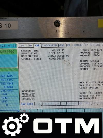 Фрезерный станок с ЧПУ HAAS VF-2 SSYT
