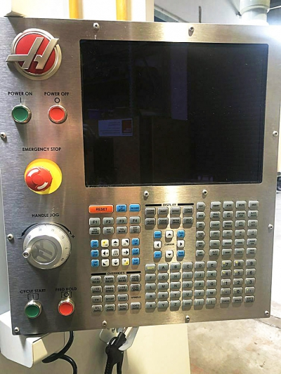 Фрезерный станок с ЧПУ HAAS TM-1