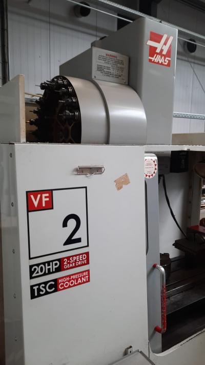 Фрезерный станок с ЧПУ HAAS VF-2 BHE