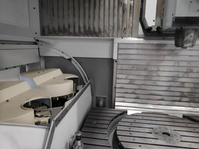 Фрезерный станок с ЧПУ DMG DMU 80 T