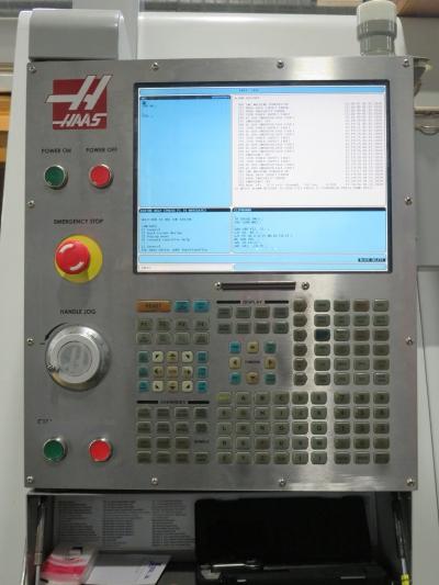 Токарный станок с ЧПУ HAAS SL-40