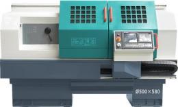 Токарный станок с ЧПУ DRC6150-1000mm