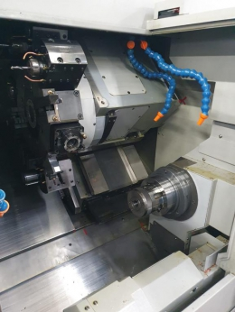 Токарный станок с ЧПУ TSUGAMI MO6SYE-II 2018