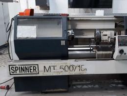Токарный станок с ЧПУSpinner MT 500-1000
