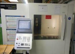 Фрезерный станок с ЧПУ DMG DMC 1035 V Eco