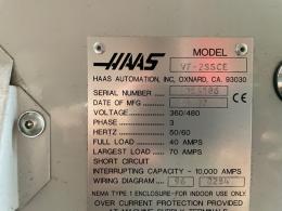 Фрезерный станок с ЧПУ HAAS VF-2 SSCE
