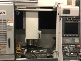Фрезерный станок с ЧПУ OKUMA OSP P200M